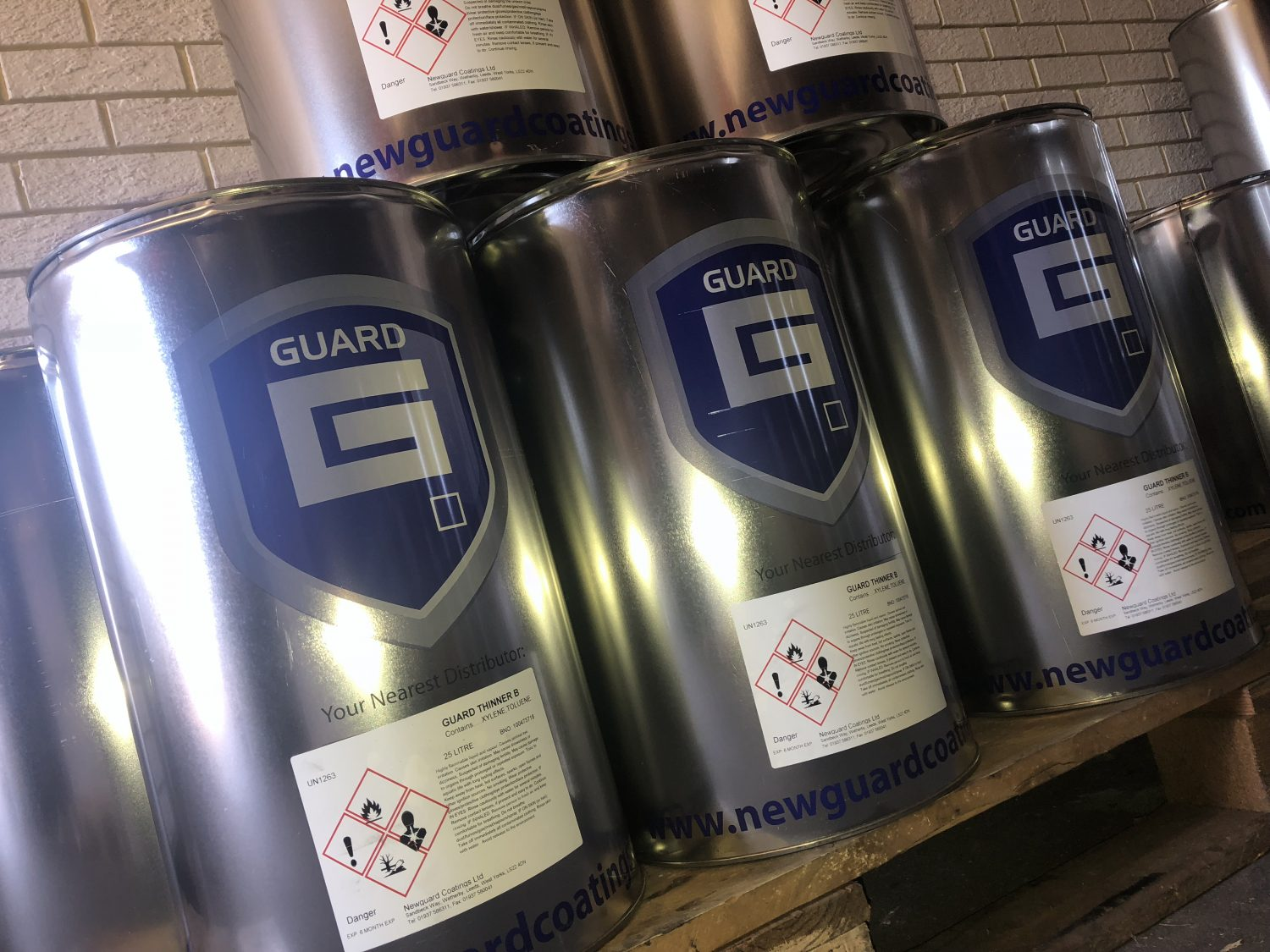 New Guard Solvents Thinners
