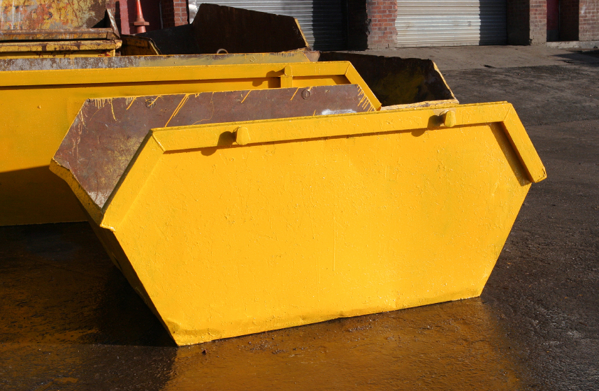 Yellow Skip Paint OneCoat
