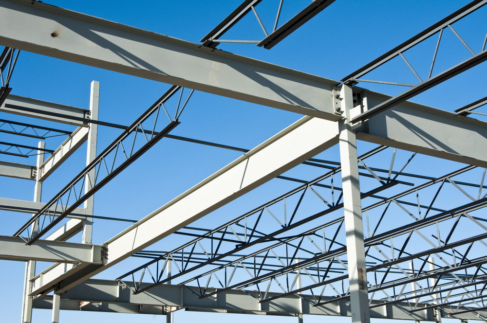 Intumescent Structural Steel